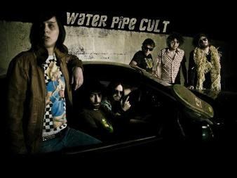 Water Pipe Cult art sound wax digger reviews picture cover image monaco stoner groupe