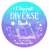 Read Diverse 2017 Badges