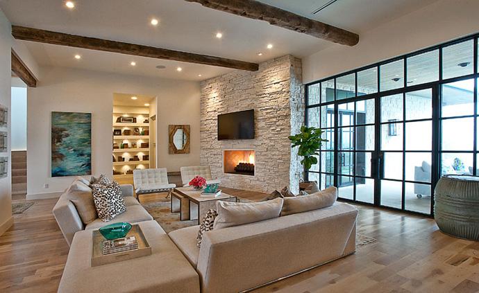 decoracion de interiores rustica moderna:Decandyou. Ideas de decoración y mobiliario para el hogar, estilos y