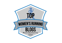 '16 Top Women's Running Blog!
