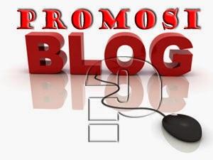 cara dan kaedah promosi blog bila malas