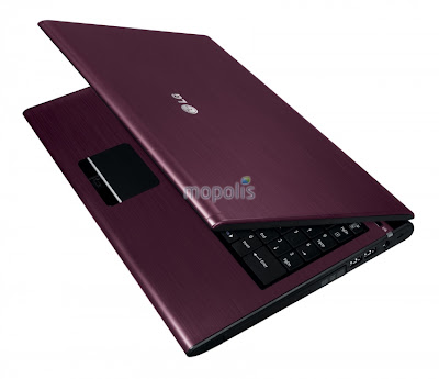 new LG A520-T.AE31G notebook