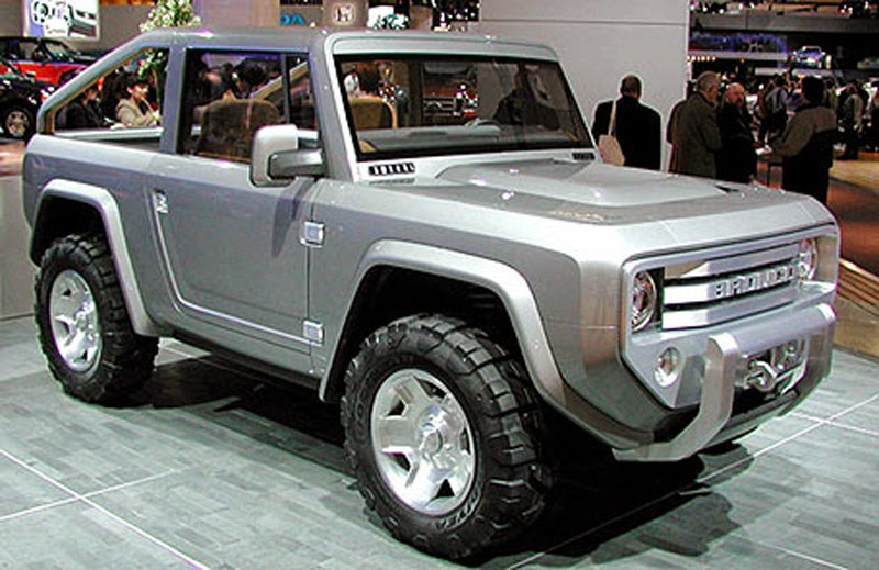 Fordbronco Ford 2015 Models 2015ford Bronco New Suv Full Size 2 Door