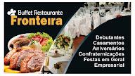 Contrate o Restaurante Fronteira para seu evento.