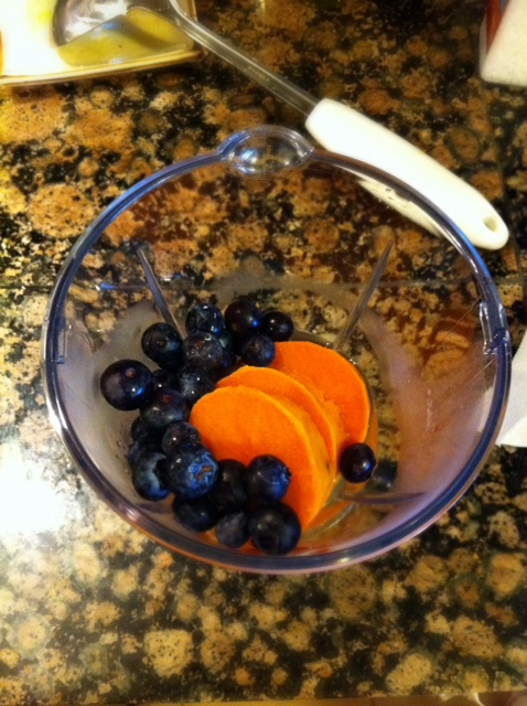 Thoroughly modern mom blue quinoa baby food thoroughly modern mom forumfinder Choice Image
