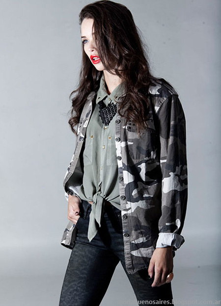 Looks invierno 2013 By Deep.