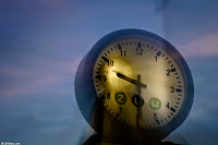 Time abstract photography