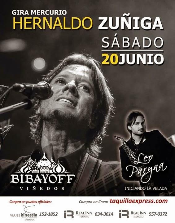 Hernaldo en Tijuana 20-06-15