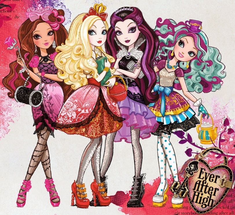 ever after high - photo #23