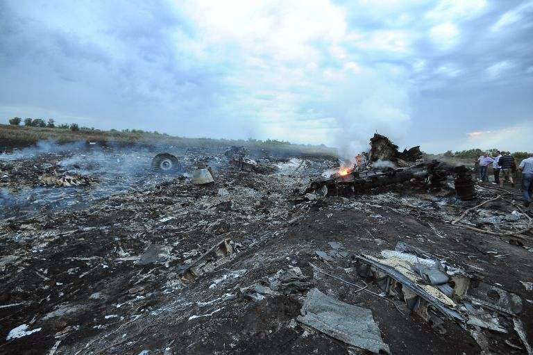The Mystery Behind The Malaysia Airlines Flight MH17 Tragedy