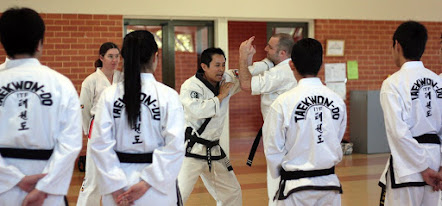 Joong Do Kwan Cross Trains