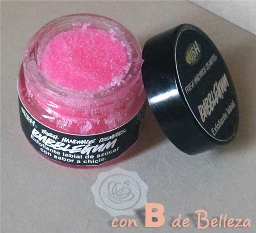 Lip scrub Bubblegum de Lush