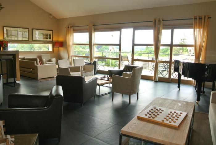 Yves Rocher Blogger Event - La Gree des Landes Hotel - Lounge & Terrasse