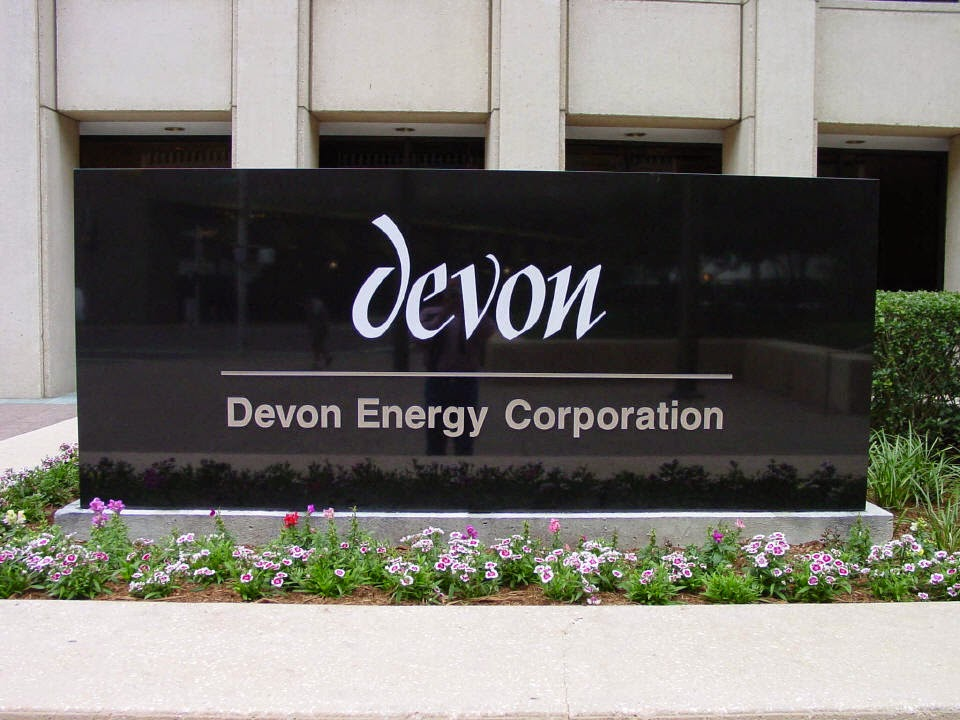 Devon Energy headquarters in Oklahoma