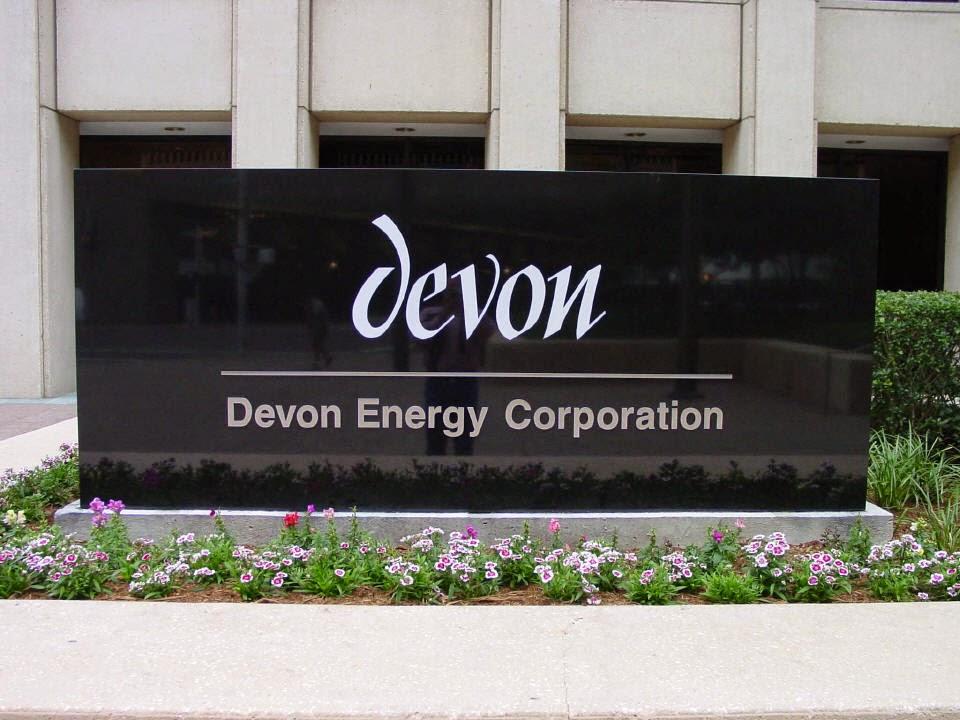 Devon Energy headquarters in Oklahoma