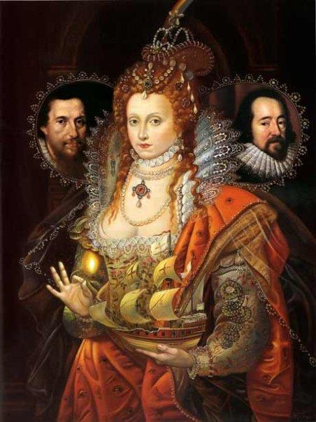 david m bowers queen elizabeth