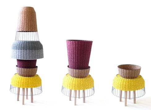4bildcasa le creazioni di sebastian herkner. Black Bedroom Furniture Sets. Home Design Ideas