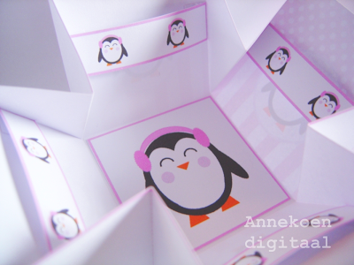 pinguin doosje annekoendigitaal