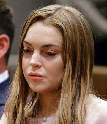 Lindsay Lohan rehab