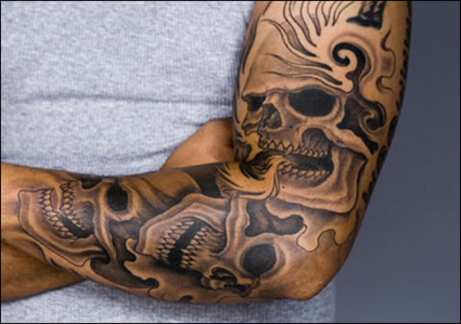 Tattoos From Miami Ink | Que la historia me juzgue