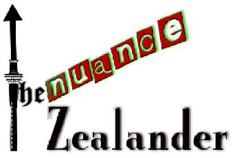 The Nuance Zealander