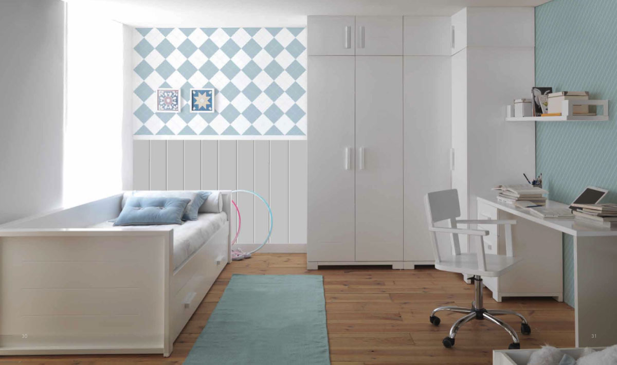 Piccolo 39 s decoraci n ideas para decorar takat - Habitaciones infantiles romanticas ...