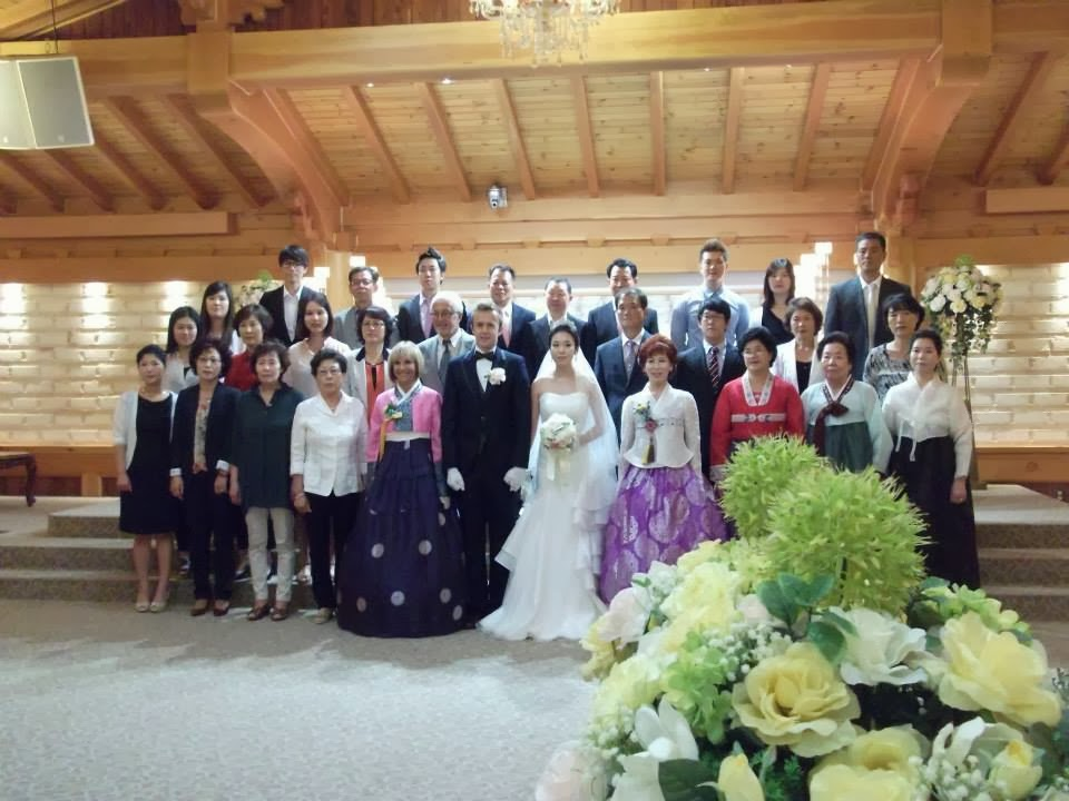South Korea Inside Out Australia My Korean Wedding