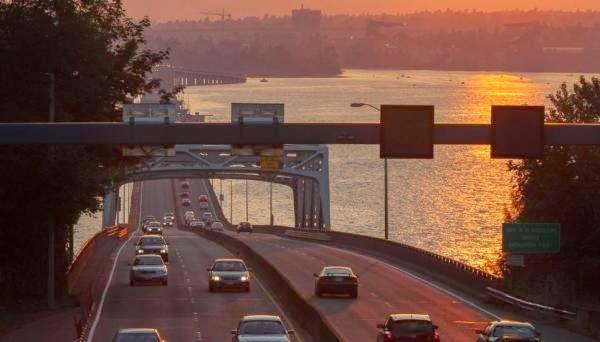 Evergreen Point Bridge, Seattle