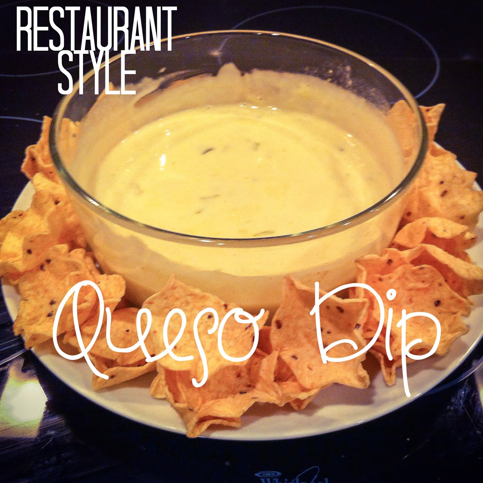 White Queso Dip that is just like your favorite Restaurant.  Fast Appetizer perfect for a game. Alohamora: Open a Book http://alohamoraopenabook.blogspot.com/