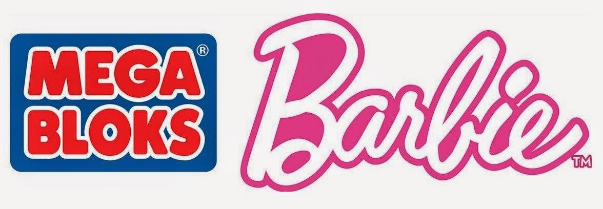 Mega Bloks Barbie Logo