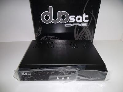 Nova Atualização Duosat One V3.50 15-02-2013