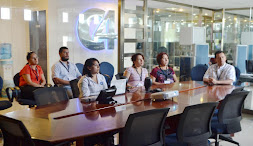 Recorren C4 alumnos de Maestría en Administración de la Seguridad Pública