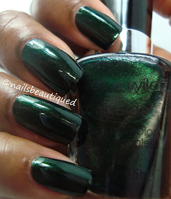 Wet n Wild megalast Poison Ivy