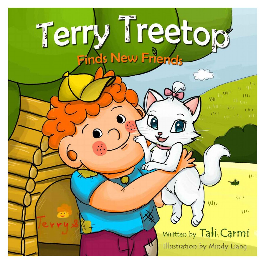 When Another Little Friend Kitty Finds Herself Stuck In A Tree She Begins  To Cry, All The Friends Hear Kitty Crying And Rush To Help Her, Although  None Of