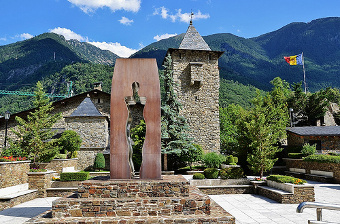 Casa de la Vall - Andorra la Vella