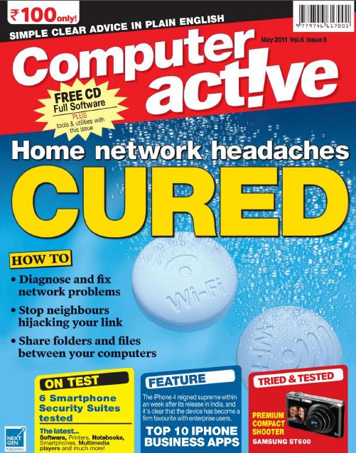 Computer Active Magazine How To Tips - May 2011