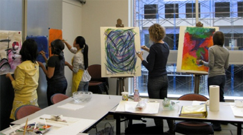 Online Fine Arts? Examining the Feasibility of Virtual Art and Design ...