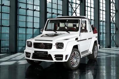 Mansory Speranza Mercedes G500