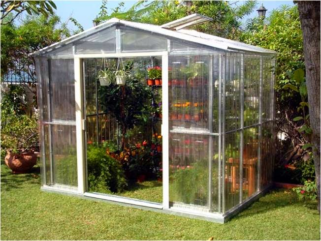 Los invernaderos de jardin verde jard n for Bodegas de jardin