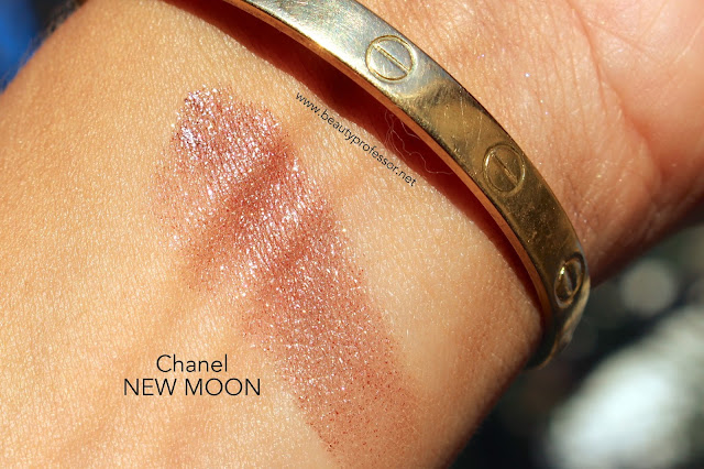 chanel illusion d'ombre new moon swatch