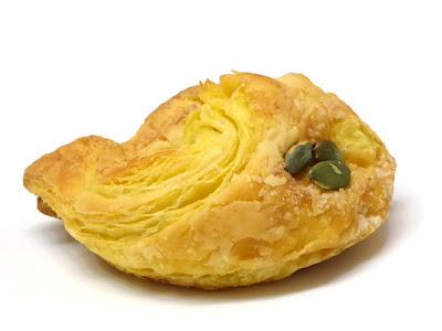 スイーツクロワッサン(かぼちゃあん)   箱根ベーカリー