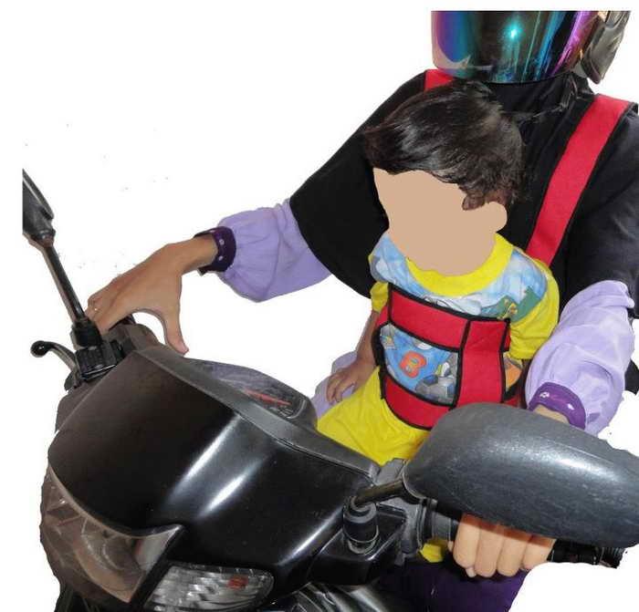 Sabuk pengaman boncengan motor untuk anak TERBARU