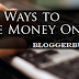50 Actionable And Proven Ways How To Make Money Online - Without Spending A Dime