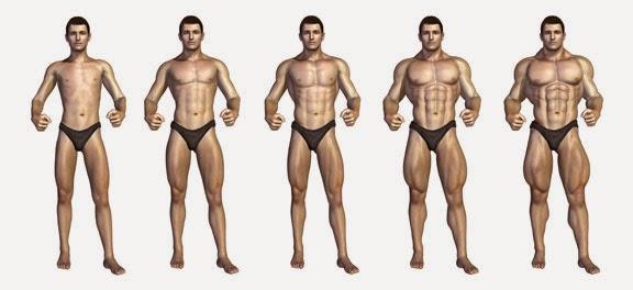 bodybuilding αρχάριος