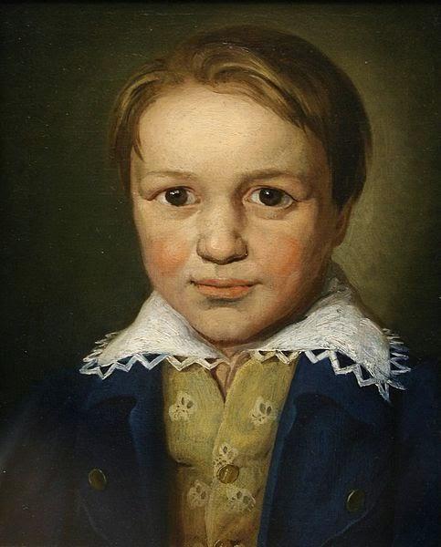 Beethoven de niño