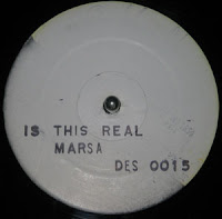 Marsa – Is This Real  (VLS) (1997)