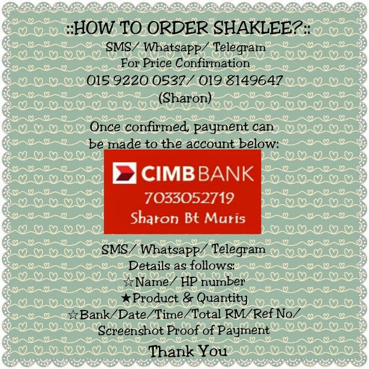::How To Order Shaklee::