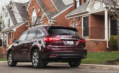 2015 Acura MDX Hybrid Release Date