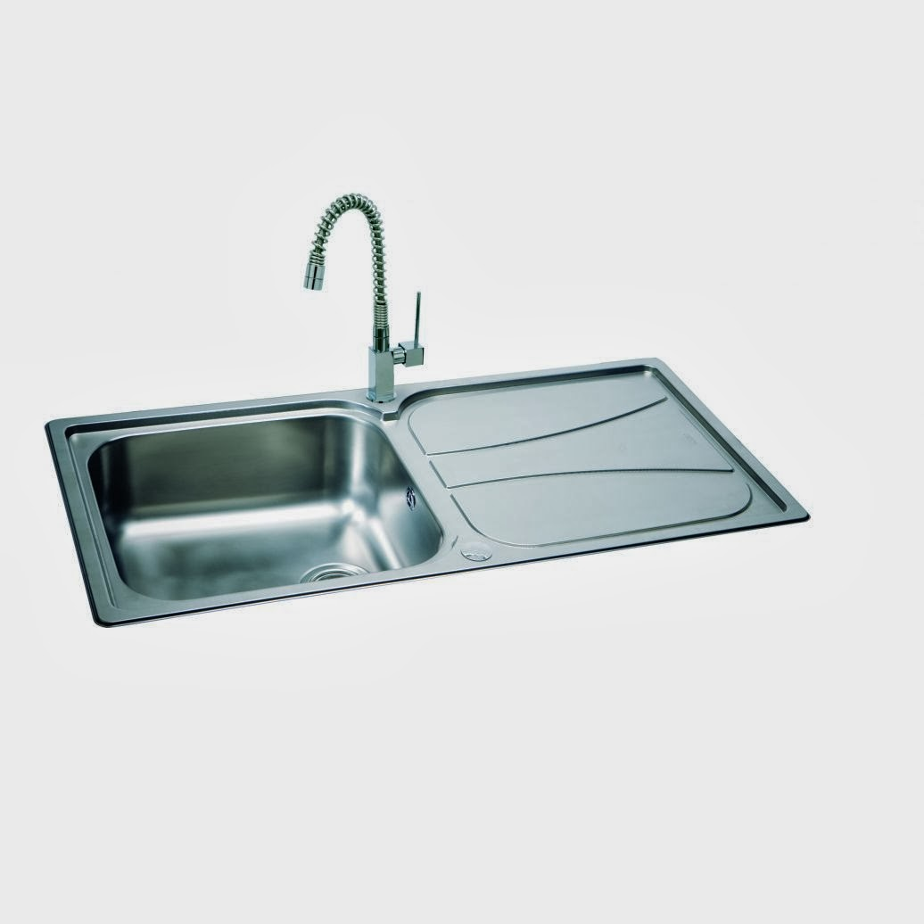 Stainless Steel Kitchen Sinks : Top Stainless Steel Kitchen Sink Brands Review