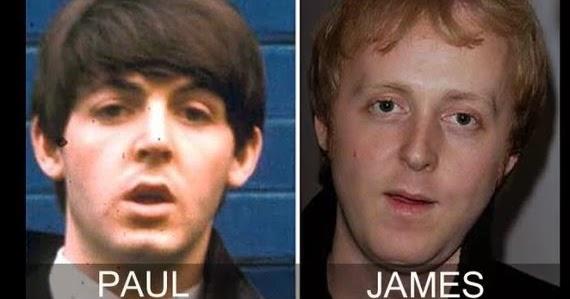 Ohsenyum.com: Ohsenyum : (5 Gambar) Anak Kumpulan The Beatles